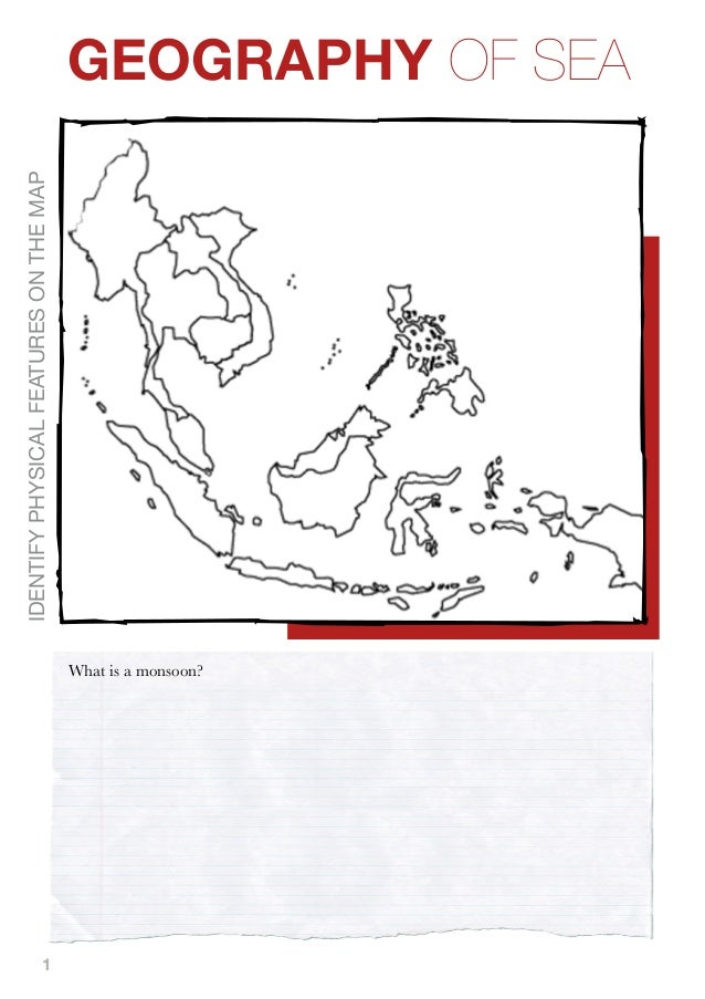 Study Guide Geography of Southeast Asia