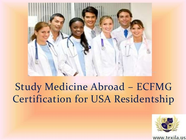 Studying Medicine Abroad - The Medic Portal