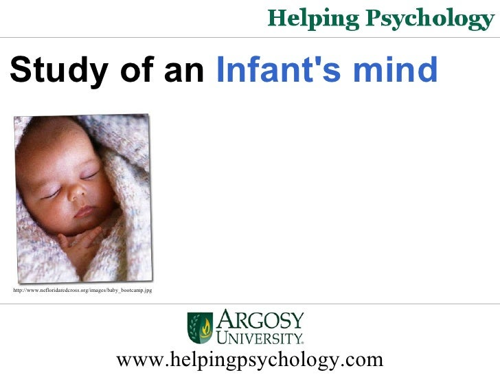 www.helpingpsychology.com http://www.nefloridaredcross.org/images/baby_bootcamp.jpg   Study of an Infant's mind