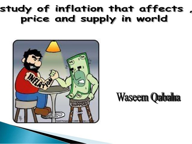 Study of inflation