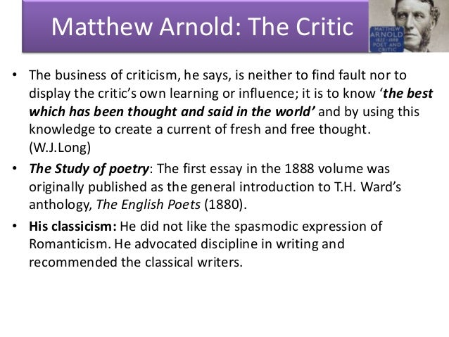 mathew arnold culture and anarchy Audio books & poetry community audio computers & technology music, arts & culture news & public affairs non-english audio podcasts librivox free audiobook radio programs spirituality & religion.