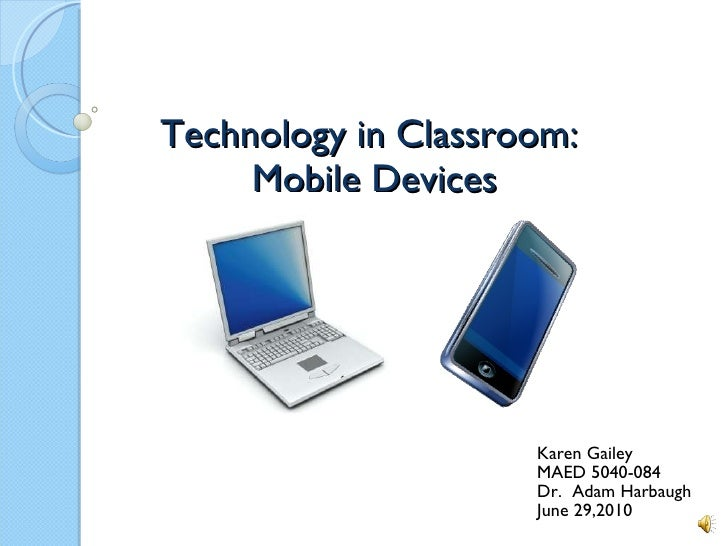 mobile technology in education pdf