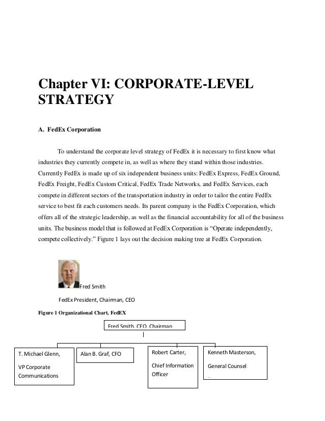 marketing essay fedex corporation