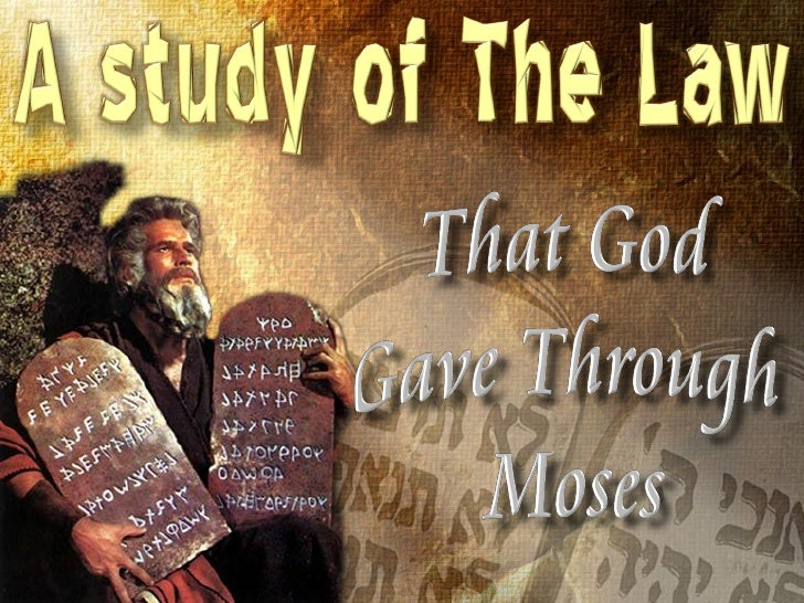  The Ten Commandments, the heart of the   Law, is found in Exodus 20:1-17 and   Deuteronomy 5:1-22