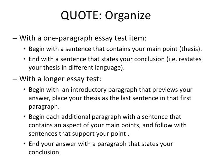 the last sentence of an essay is typically a sentence that If the author is using this format for a text-based thesis, then a sentence paragraph the text, supporting the essay-writer's claim, would typically go here, along with the name of help text and the essay.