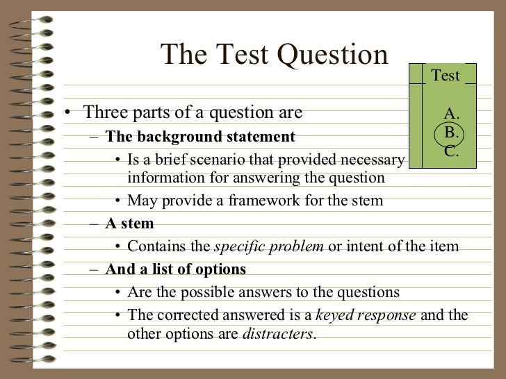 critical thinking abilities test