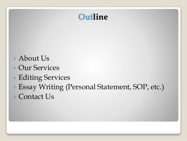 Admission essay editing service recommendation