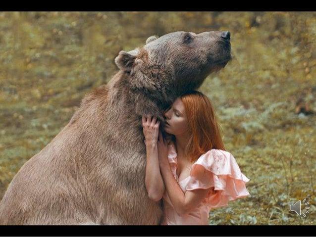 Stunning Images with Real Animals- Photographer Katerina Plotnikova