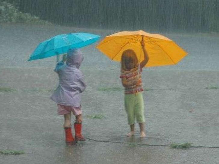 Stunning Rainy scenery
