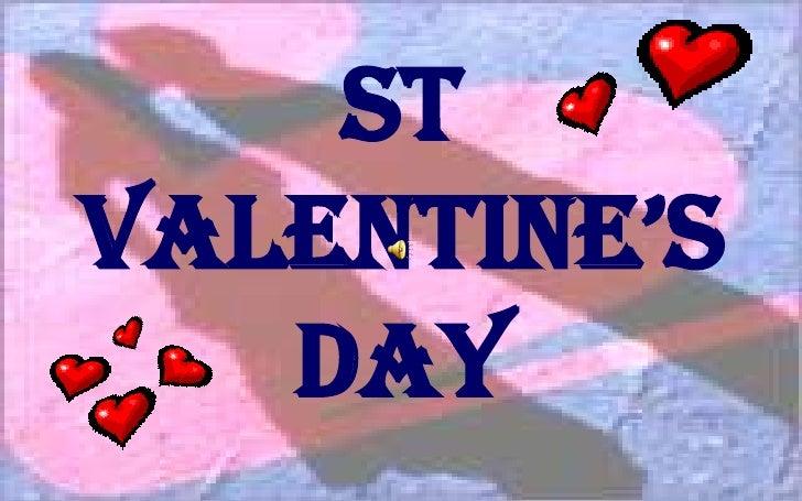 St Valentine's Day<br />