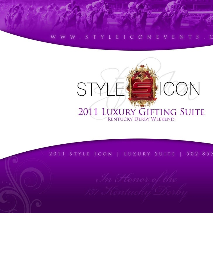 Style Icon Luxury Suite 137th Kentucky Derby Weekend