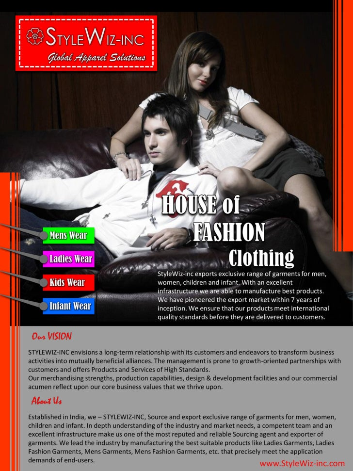 Apparel Garments Clothing Exporters Suppliers Manufacturers Sourcing