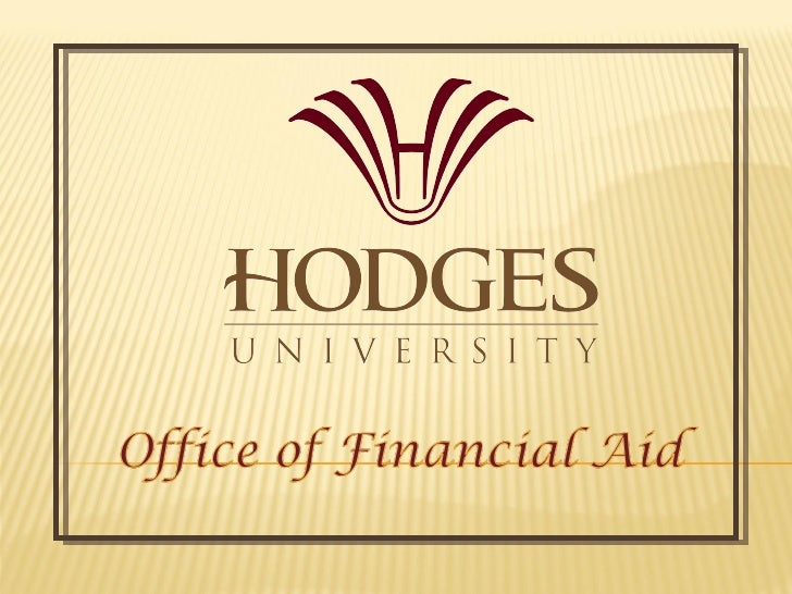 SU12 Financial Aid_Successful Start