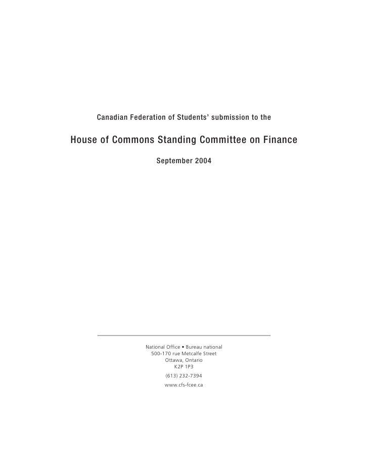 Sub 2004 Financectteebrief