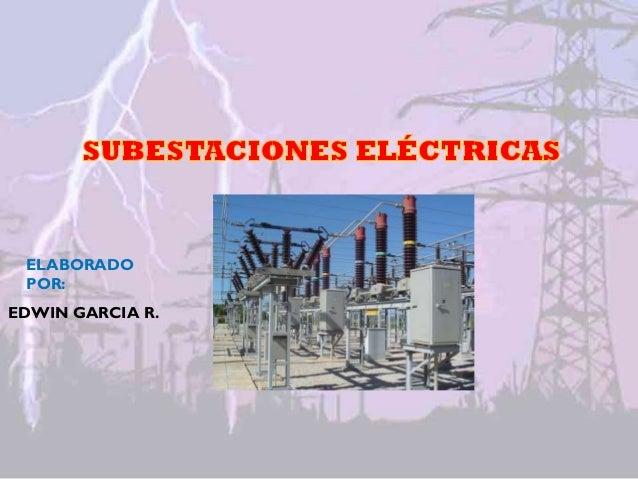 EDWIN GARCIA R. ELABORADO POR: