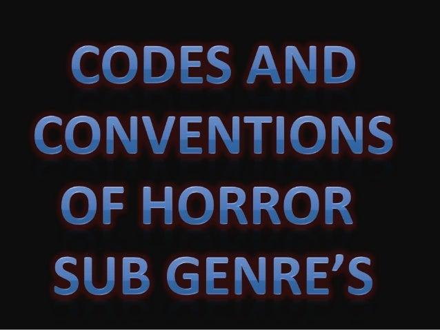 Sub-Genre Analysis