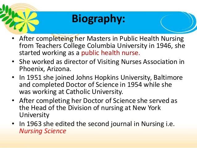 the visiting nurses associations of america essay