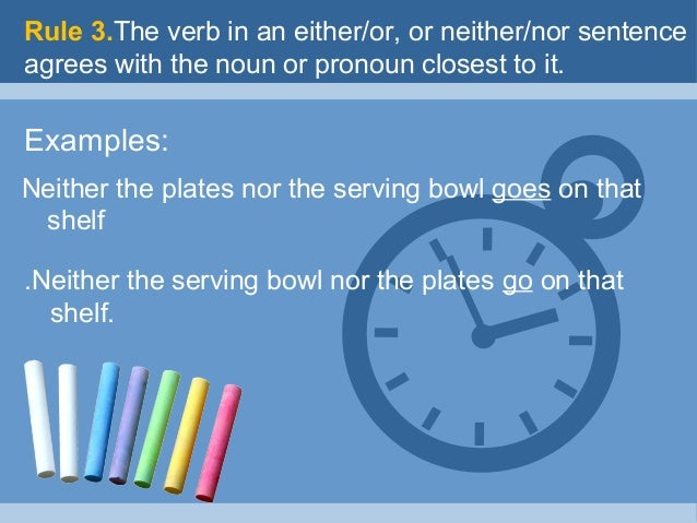 how to use neither nor in sentence
