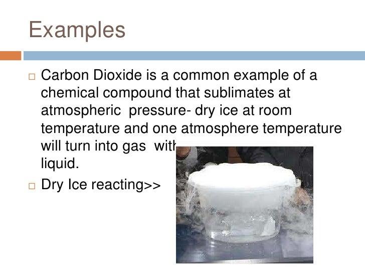 Liquid Carbon Dioxide At Room Temperature