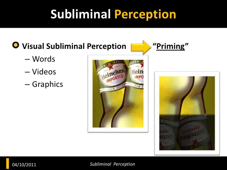 is subliminal advertising effective essay Ucl (university college london) researchers have found the first physiological evidence that invisible subliminal images do attract the brain's attention on a subconscious level the wider implication for the study, published in current biology, is that techniques such as subliminal advertising, now.