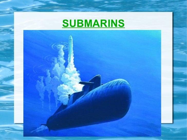 Submarins pol