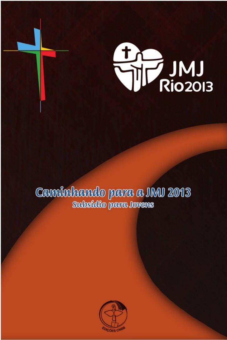Subsidio JMJ 2013 -  jovens