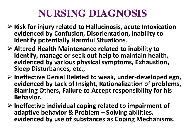 Substance Abuse Psychiatric Nursing B Sc N Ppt