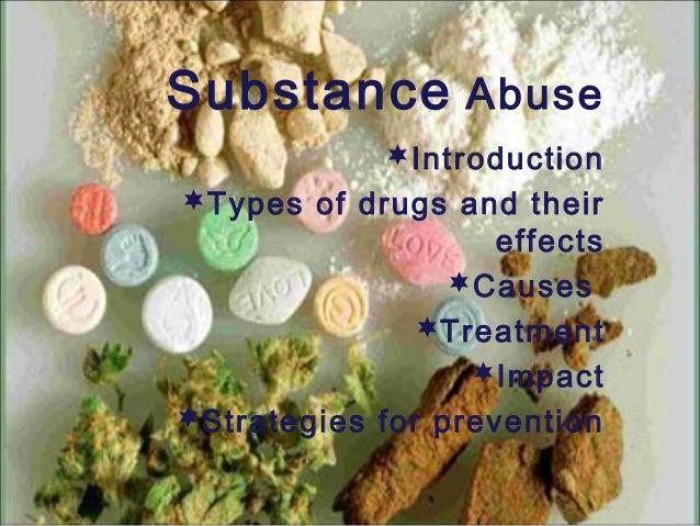 Substance abuse edited!