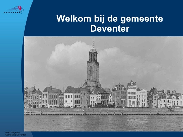Substitutie Gem Deventer