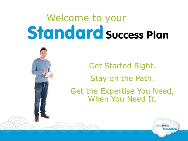 Overview of the Standard Success Plan