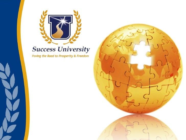 Success University