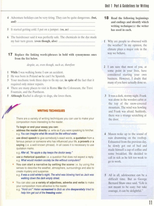 Writing an Essay? Here Are 10- The Write Practice