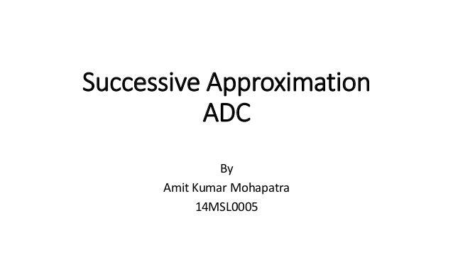 successive approximation