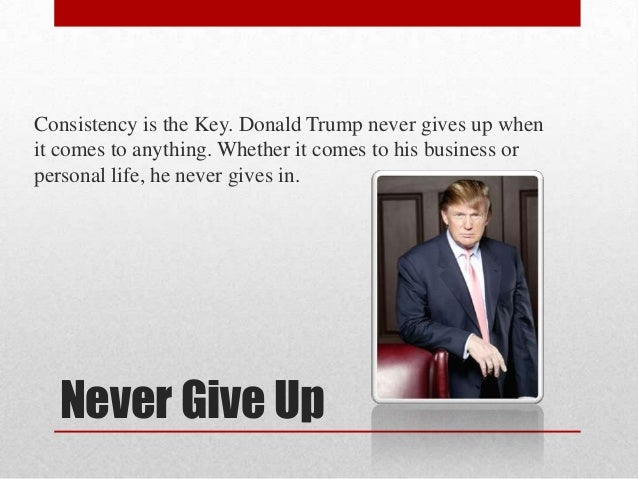 Image result for Trump gives up business