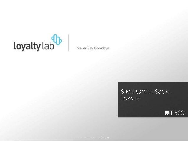 Webinar On-demand: Success with Social Loyalty