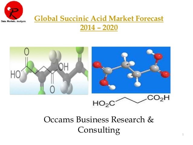 bio succinic acid market volume is expected The study reports that volume for the global biobased succinic acid market is expected to bio-succinic acid market succinic acid in terms of volume.