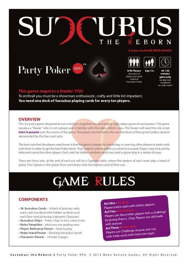 A Game by MARK REiN•HAGEN                                                                                              8-9...