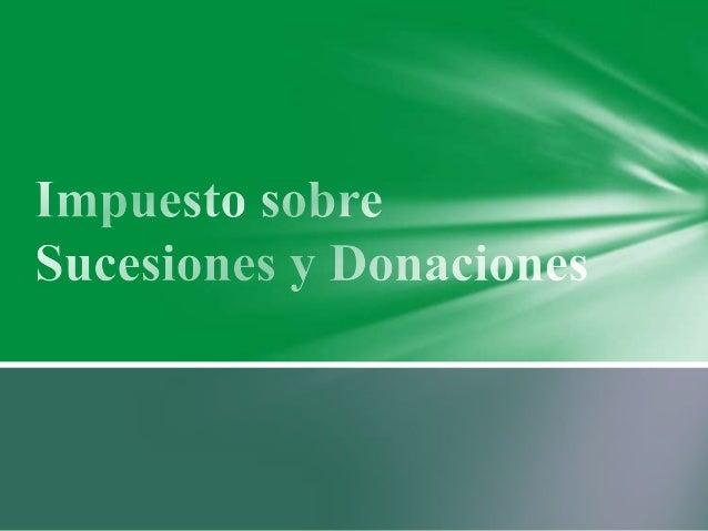 Sucesiones y Donaciones Rep. Dom.