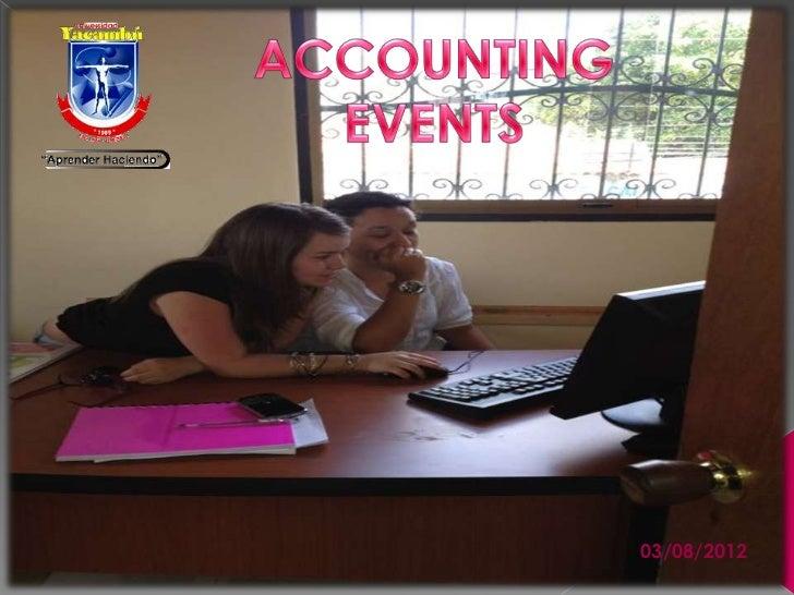 Sucesos contables presentacion