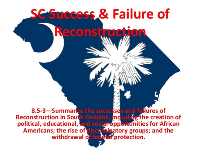 Sucess and failure of sc853
