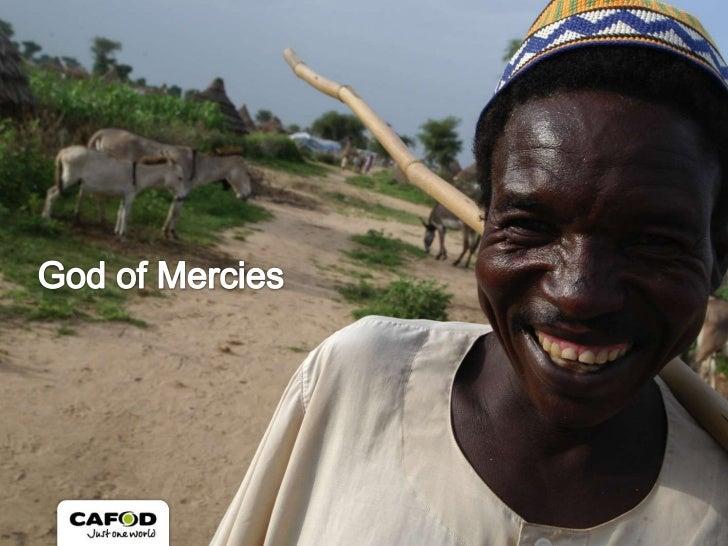 God of Mercies<br />