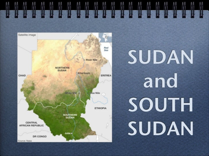 SUDAN andSOUTHSUDAN