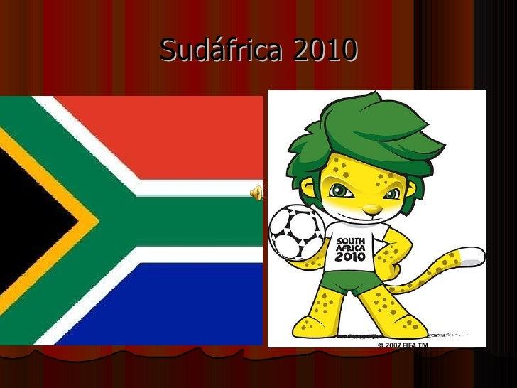 Sudáfrica 2010 Rodrigo Rosales Foglia