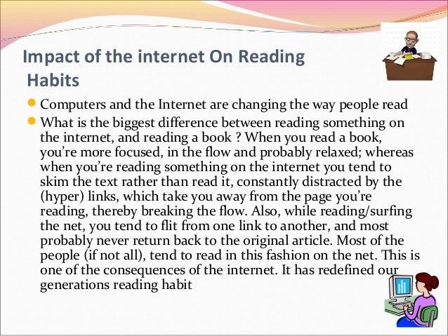 reading is good habit essay