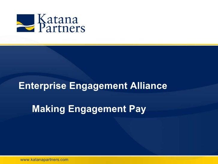 EEA Networking - Sue Oliver Katana Partners