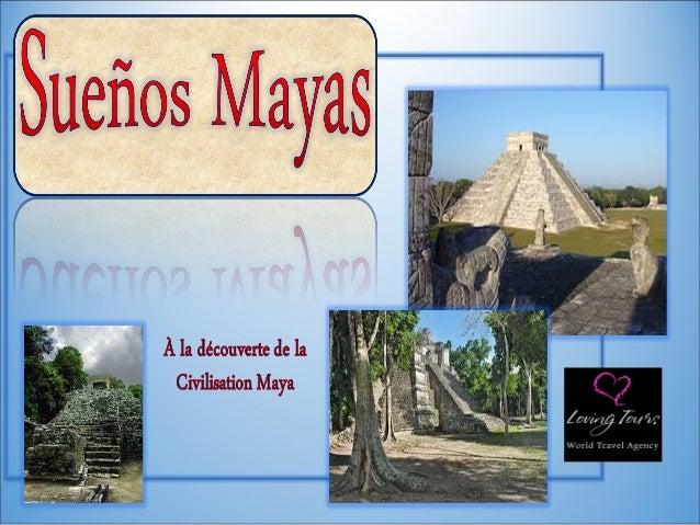 Le Yucatan est un vaste plateau calcaire, avec quelques petites collines çà et là mais sans montagnes. Le relief le plus é...