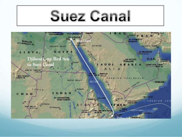 the new suez canal and its On the anniversary of its opening, check out nine surprising facts about the canal that links the eastern and western worlds.