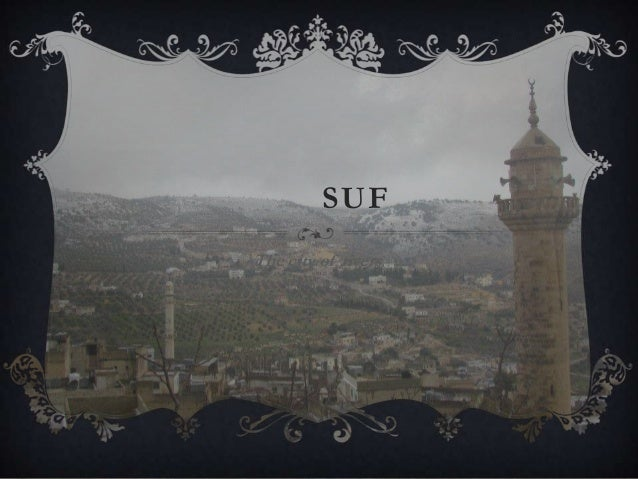 SUFThe city of rivers