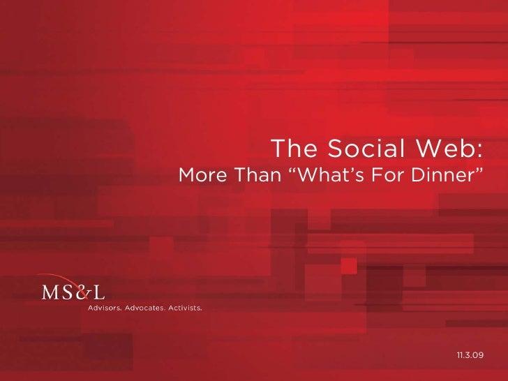Social Media for Career and Business Branding
