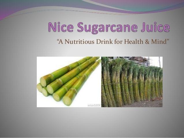 new business plan sugarcane juice